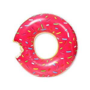 CIAMBELLA-gonfiabile-rosa-donut