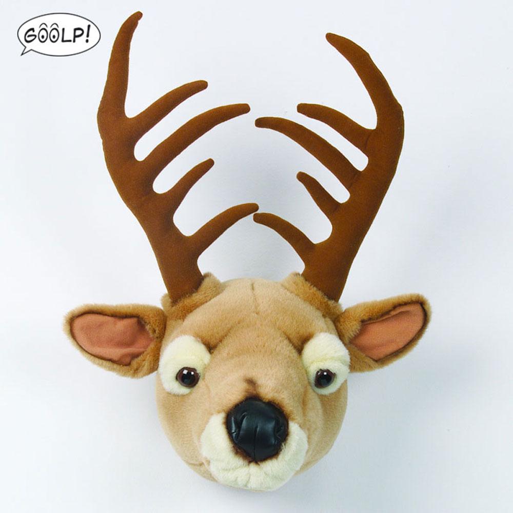 cervo bibib trofeo peluche
