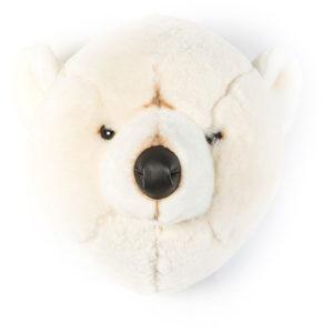 orso bianco bibbia trofeo di caccia peluche