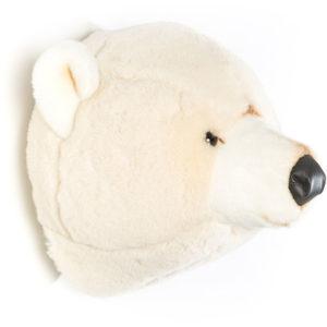 orso-bianco-trofeo-di-caccia-peluche-bibib