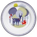 piatto-decorativo-folklore-cervo