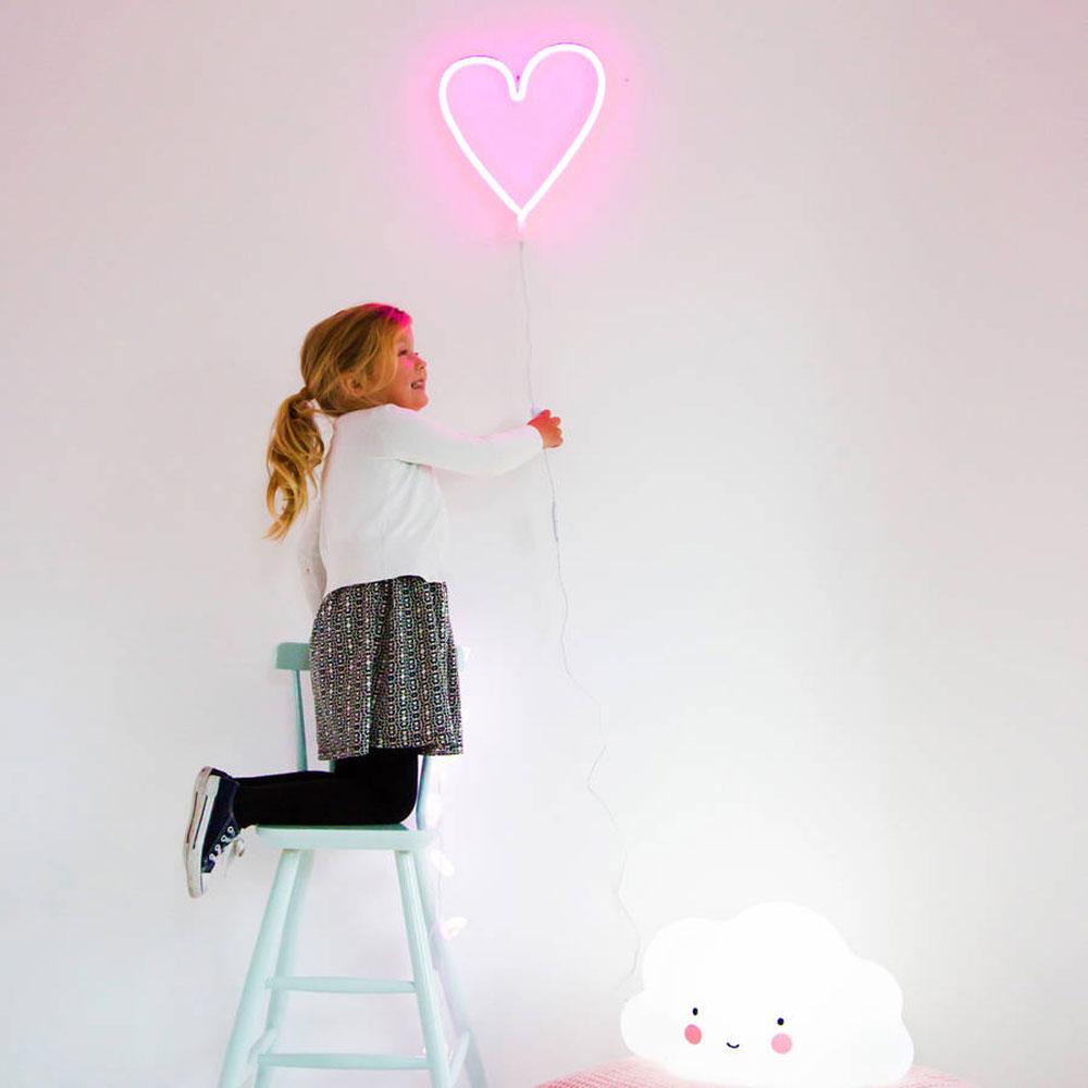 cuore neon lampada a-little-lovely-company