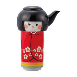 set giapponese sake geisha