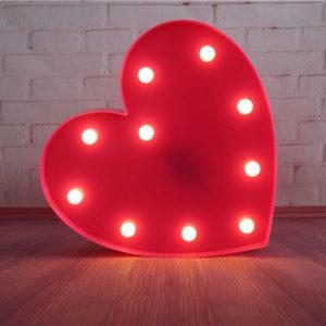 lampada-led-cuore