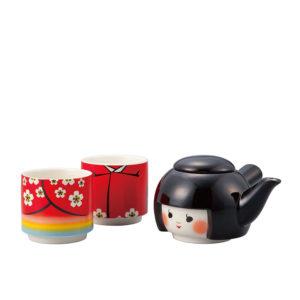 set sake geisha sunart