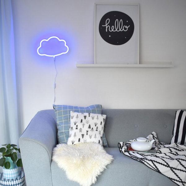 lampada-nuvola-neon-blu