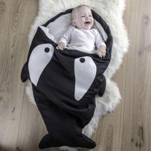 baby bites nero orca invernale
