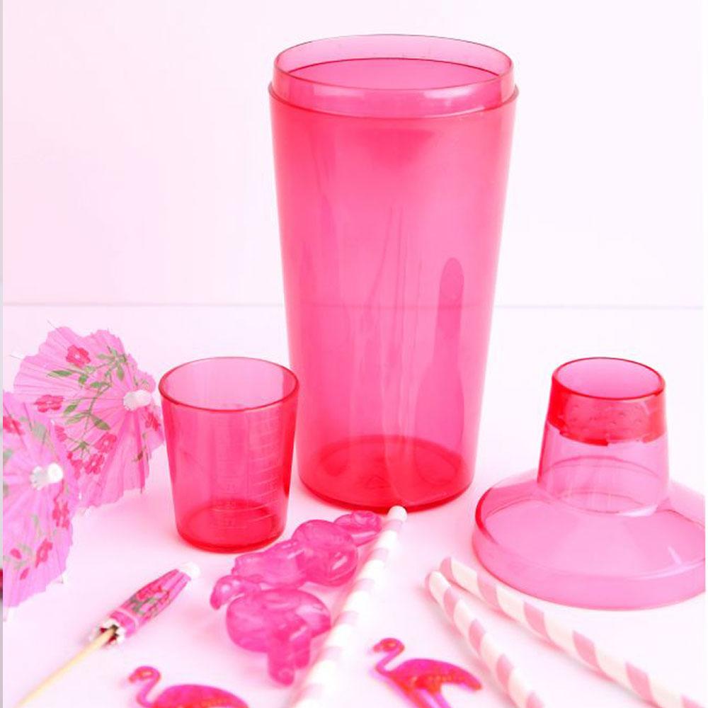 set shaker rosa