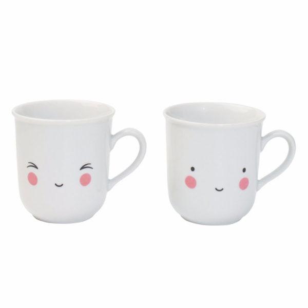 mug sorridenti ceramica