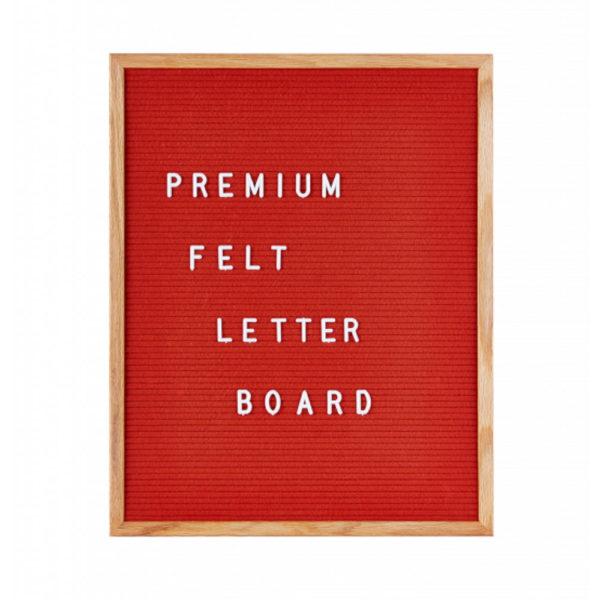 letter-board-rettangolare-maxi-arancio-rosso-feltro-goolp-gingersnap