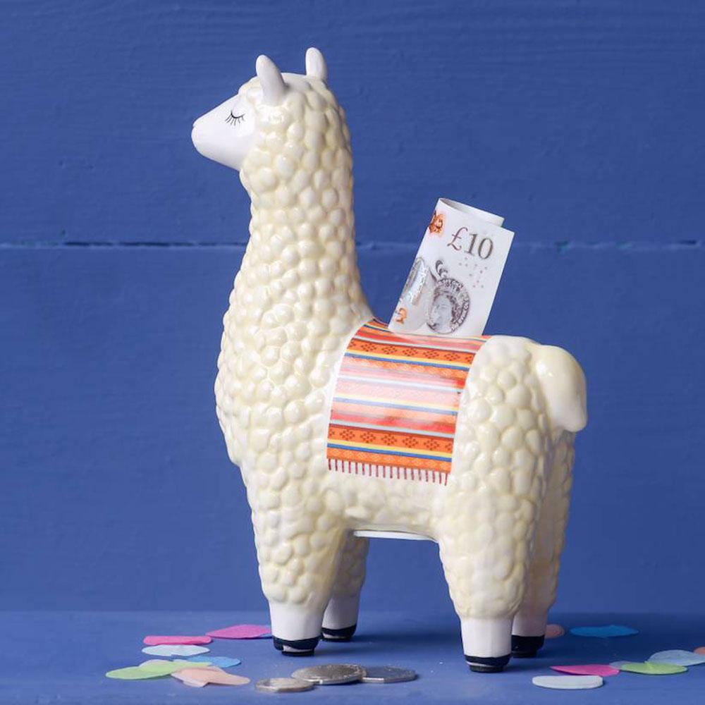llama-money-box-salvadanaio-lama
