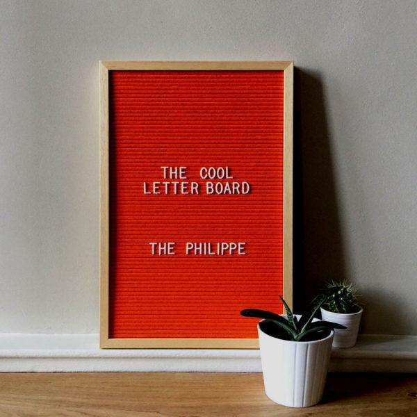 red-maxi-letter-board-rettangolare-rossa-goolp