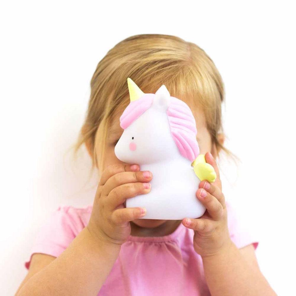mini light unicorno