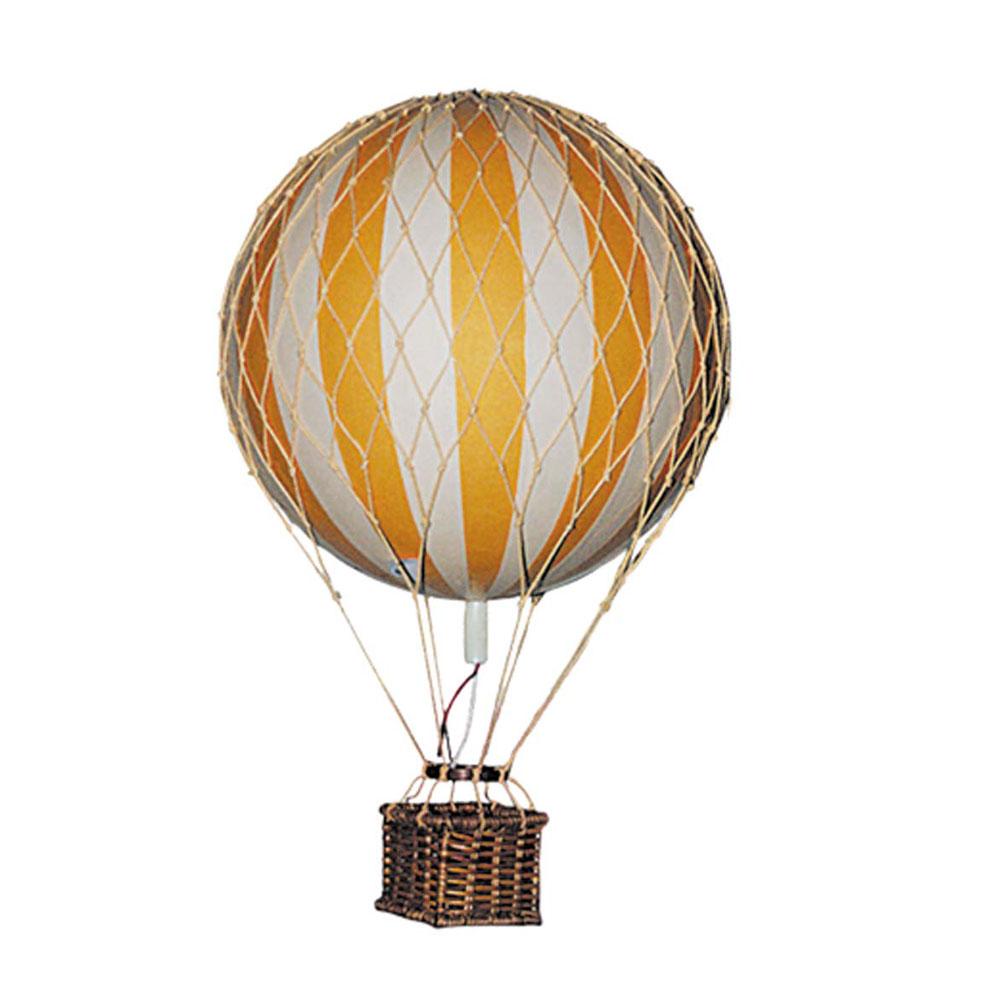 mini mongolfiera gialla goolp