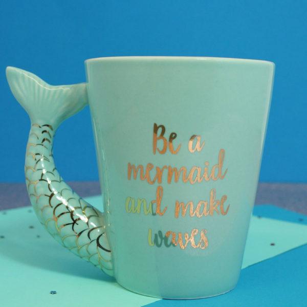 tazza sirena mermaid mug