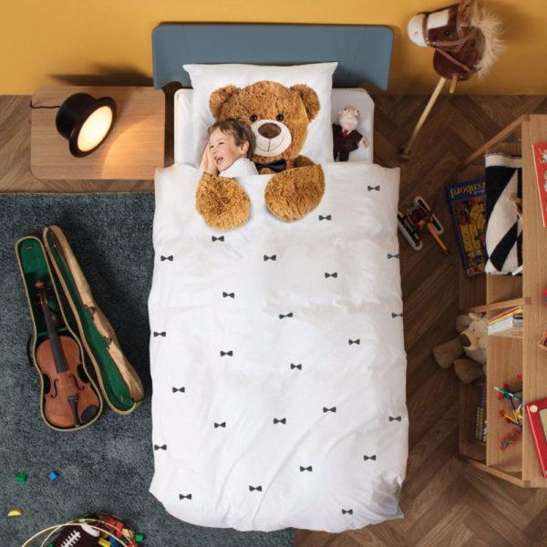copripiumino-set-letto-teddy-bear-orsacchiotto-snurk-bedding-