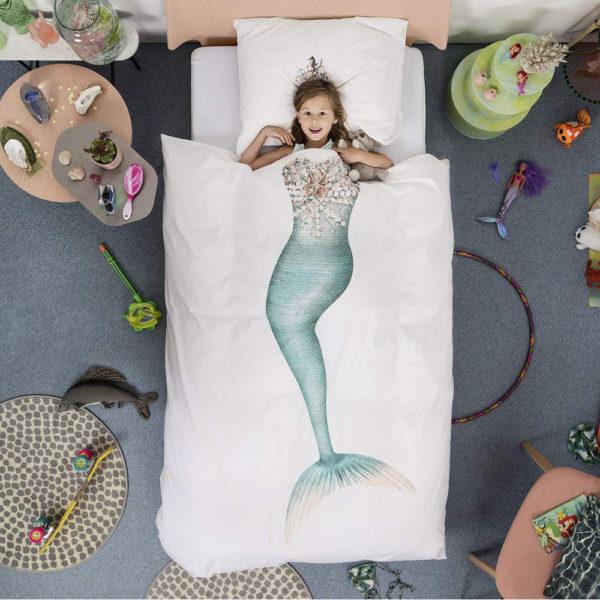 copripiumino-sirena-snurk-bedding-letto-singolo-goolp