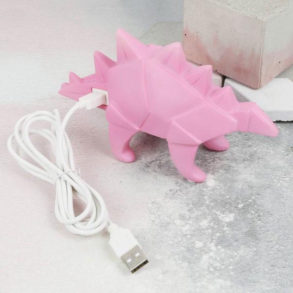 lampada-stegosauro-rosa-origami-mini-light-goolp